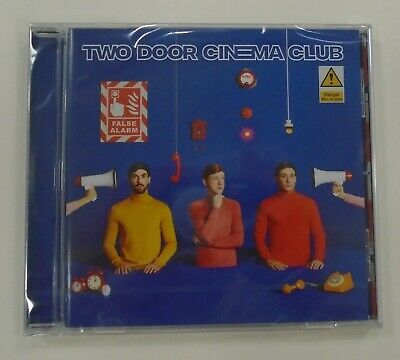 Two Door Cinema Club - False Alarm (New and Sealed Original CD Release)