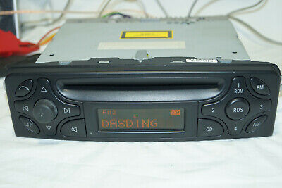 Mercedes Benz W203 BE6021 CD Radio
