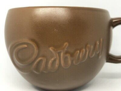 Promotional CADBURY JOY MUG Novelty Hot Chocolate Cup Cadbury's Advertising