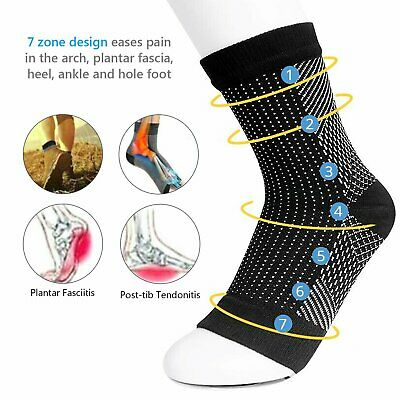 DR SOCK SOOTHERS Socks Anti Fatigue Compression Foot Sleeve
