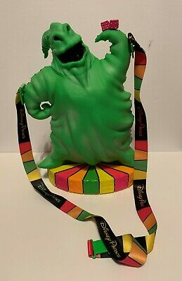 Disney Mickeys Not So Scary Halloween Party 2018 OOGIE BOOGIE Popcorn Bucket NEW