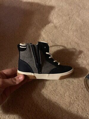 Old Navy Sneakers Size 7C Toddler Boy Perfect Condition