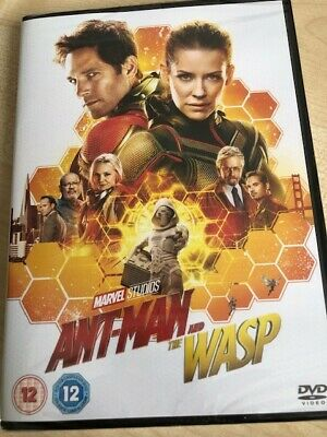 Ant-Man And The Wasp DVD, Marvel Studios - Brand New Sealed