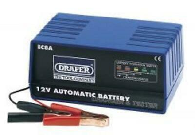 DRAPER 66800 12V Automatic Battery Charger