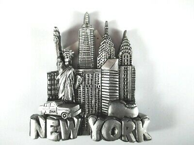 New York Magnet Freedom Tower World Trade Center, of Liberty,