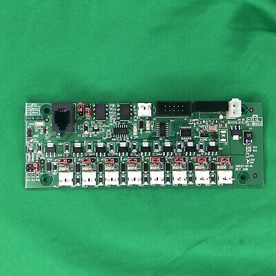 VeriFone Smart Fuel Controller Current Loop Board replacement CLGB2