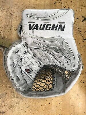 THESE ARE VAUGHN velocity goalie pads size 32 7000 model