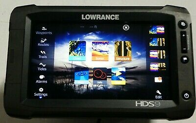LOWRANCE HDS 8 Gen 2 w/ Structure Scan, LSS2 Transducer, and