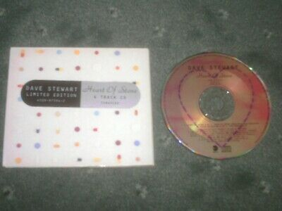 Dave Stewart-Heart Of Stone-Limited Edition Cd Single-Eurythmics Interest-Rare