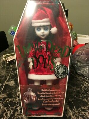 Living Dead Dolls MEZCO Exclusive NO HELL VARIANT Doll SEALED