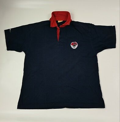 Polo MUSTAD The Hoofcare People Maréchal ferrant taille XL size polo shirt horse
