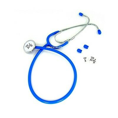 US Seller New Single Head Stethoscope Fast Ship Color: Purple