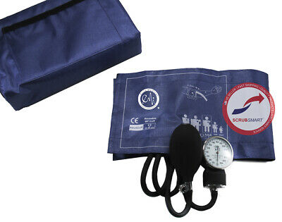 NAVY Professional Aneroid Sphygmomanometer Medical Manual Blood Pressure Monitor