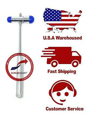 US Seller FAST Shipping! Brand Neurological Buck Reflex Hammer- Color ROYAL