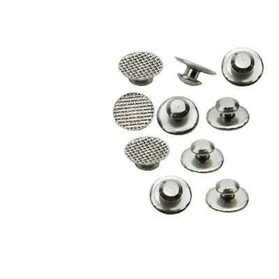 Lingual Buttons Dental Supplies Dental Orthodontic    for Bondable Round B 50pcs
