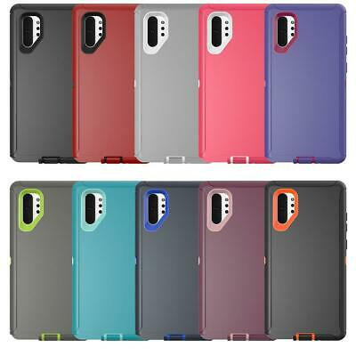 For Samsung Galaxy Note 10 /Note 10 Plus Case (Belt Clip Fits Otterbox Defender)