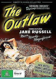 Jane Russell THE OUTLAW Classic 1943  DVD = PAL 4 = SEALED = FREE LOCAL POST