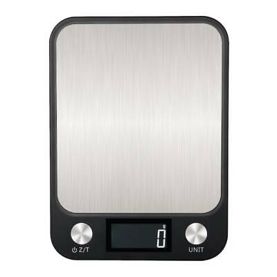 10kg/1g Electronic Kitchen Scale Digital Weighing Food Cooking Scale Weigh