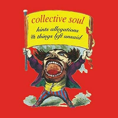 Hints Allegations And Things Left Unsaid - COLLECTIVE SOUL - CD 2019-03-08