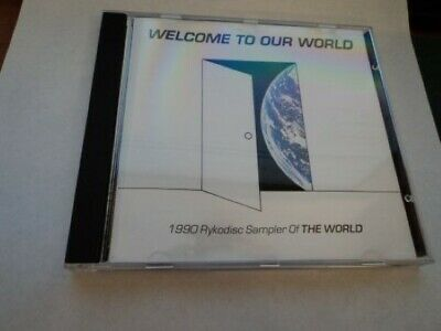 Welcome to Our World -  - CD