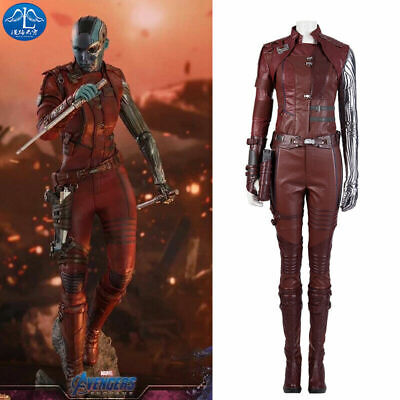 Avengers Endgame Nebula Cosplay Arm Cos Hand Costume Guardians of The Galaxy