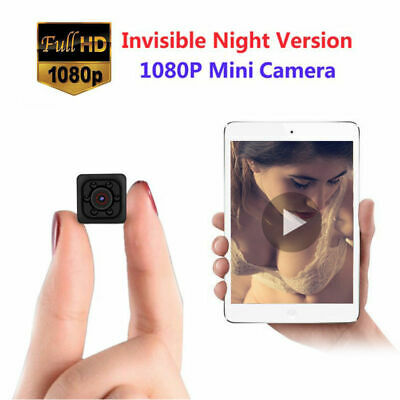 SQ11 Full HD 1080P Mini Car Hidden DVR Camera Spy Dash Cam IR Night Vision new