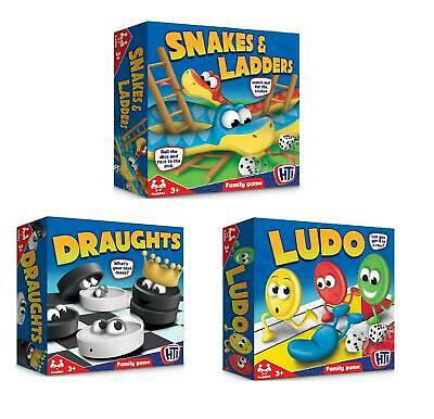 Traditional Games Family Kids Classic Board Game