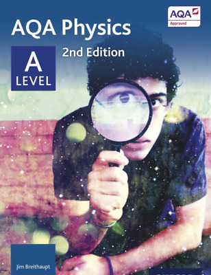 AQA A level Physics AS AND A level Textbook E COPY
