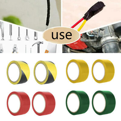 2pcs 33M Reflective Safety Warning Tape Conspicuity Film Sticker Traffic Signs