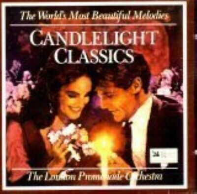 Candlelight Classics (The World's Most Beautiful Melodies) by N/A (1992-01-01) -