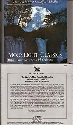 The World's Most Beautiful Melodies: Moonlight Classics, Romantic Piano & Orches