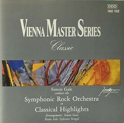 Symphonic Rock Orchestra in Classical Highlights -  - EACH CD $2 BUY AT LEAST 4
