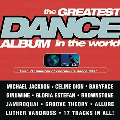 The Greatest Dance Album in the World - Various Artists - CD 1997-11-11