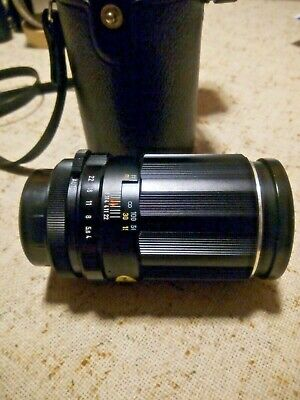 Gorgeous Asahi Pentax SMC Takumar 150/4 Lens M42 Screw Mount (Honeywell eve) !