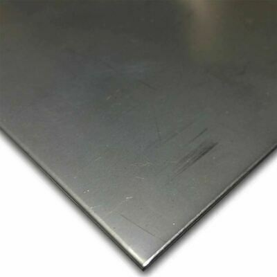 """410 Stainless Steel Sheet 0.025"""" x 24"""" x 24"""""""