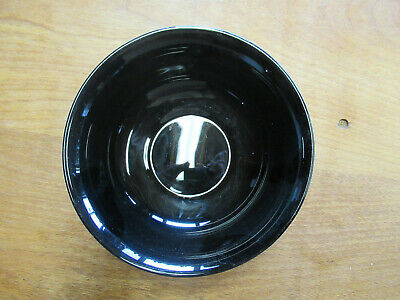 "Arcoroc France YUCATAN BLUE AZTEC Coupe Cereal Bowl 6 1/4"" 1 ea   10 available"