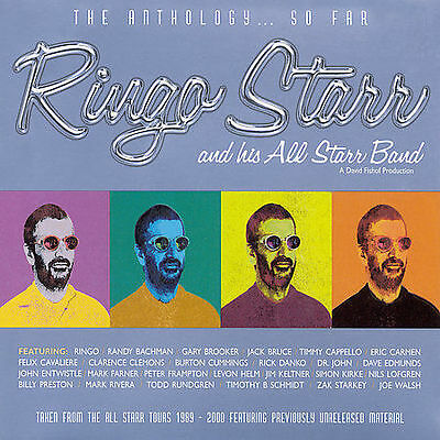 And His All Starr Band, Starr, Ringo, Very Good Box set