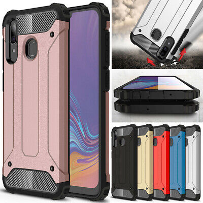 For Samsung Galaxy A10S A10e A70 A50 A30 A40 A20 A10 Shockproof Armor Case Cover