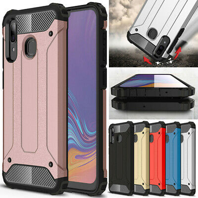 For Samsung Galaxy A10e A20e A70 A50 A30 A40 A20 A10 Shockproof Armor Case Cover