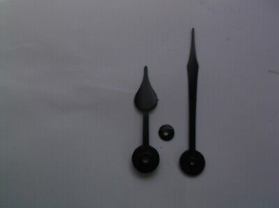 A Pair Of Steel Hands From A Very Old   Wall Clock  Ref Q102