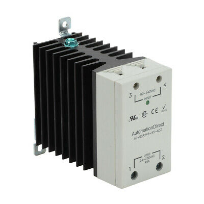 Automation Direct AD-SSR245-45-ACZ Solid State Relay
