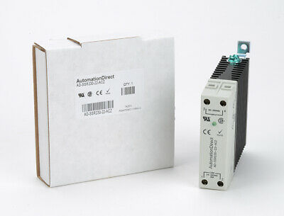 Automation Direct AD-SSR610-22-ACZ Solid State Relay