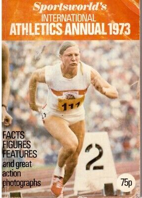 International Athletics Annual 1973