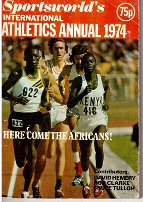 International Athletics Annual 1974