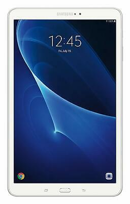 """Samsung Galaxy Tab A 10.1"""" 16GB Wifi Tablet (White) SM-T580NZWAXAR Android 6.0"""