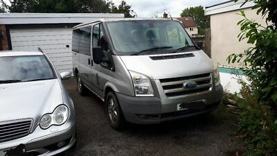 ford transit tourneo 8 seat people carrier