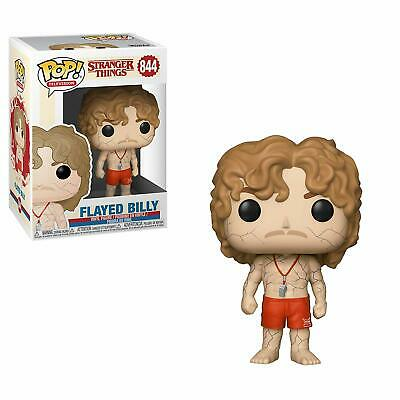 FUNKO POP! TELEVISION STRANGER THINGS FLAYED BILLY Brand New Mint
