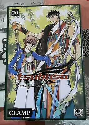 Manga Tsubasa Reservoir Chronicle Tome 20 De Clamp