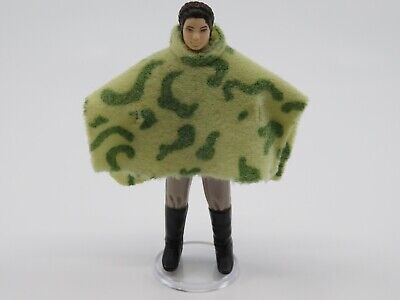 Vintage 1984 Kenner Star Wars Action Figure Princess Leia Organa Combat Poncho