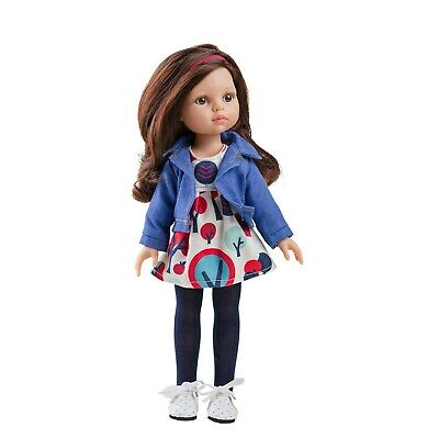 Paola Reina Doll Carol 32cm Vanilla Scented Gift Boxed New 04412